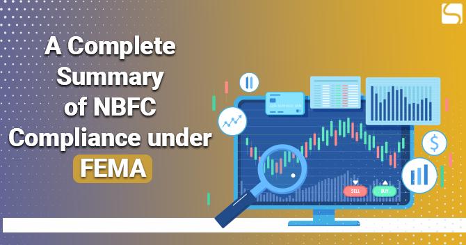 NBFC Compliance under FEMA