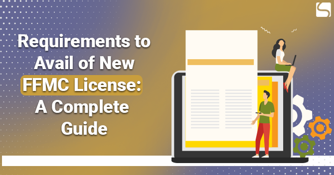 Avail of New FFMC License