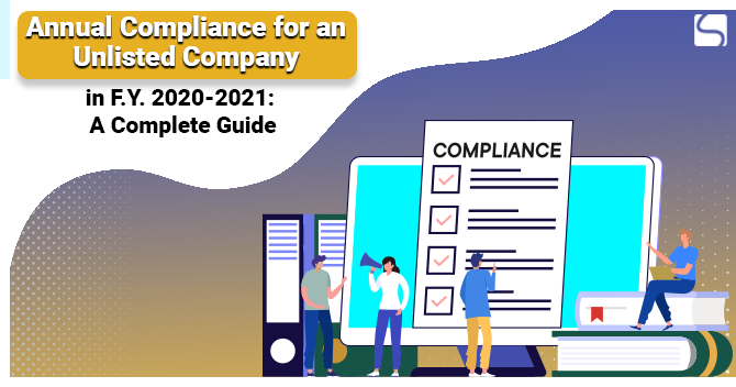 Annual Compliance for an Unlisted Company