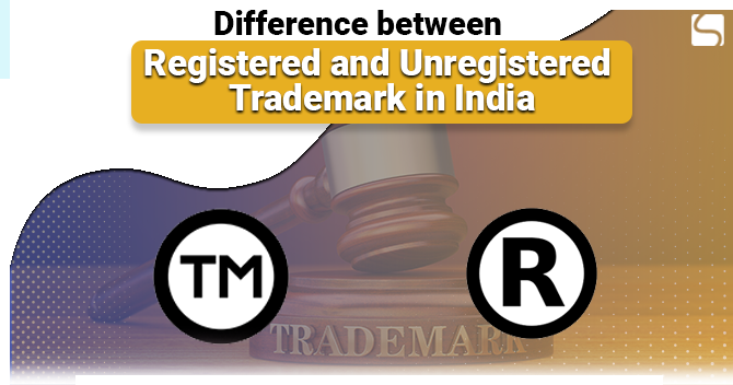 Registered and unregistered trademark