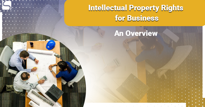 Intellectual Property Rights for Business