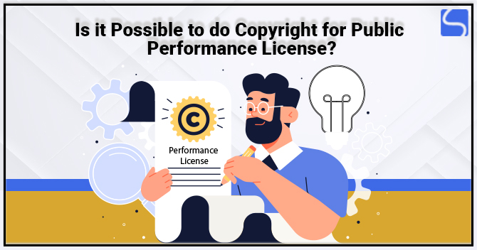 Copyright for Public Performance License