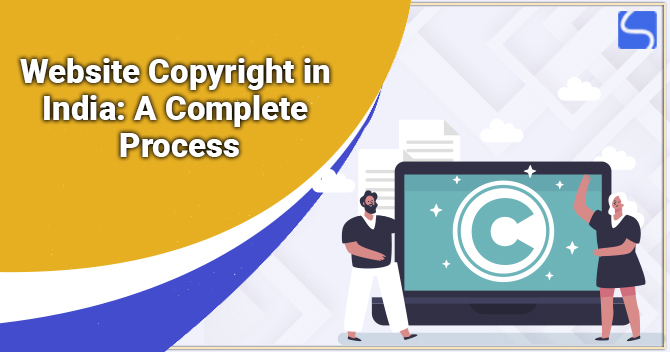 Website Copyright Registration in India