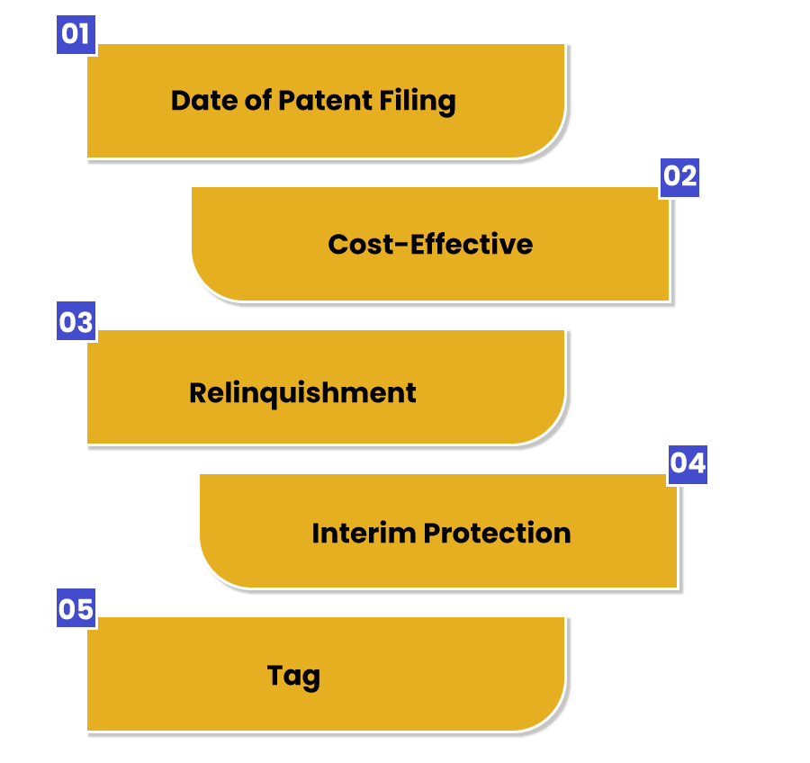Benefits of Provisional Patent Application