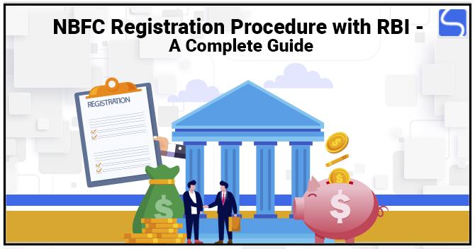NBFC Registration Procedure with RBI
