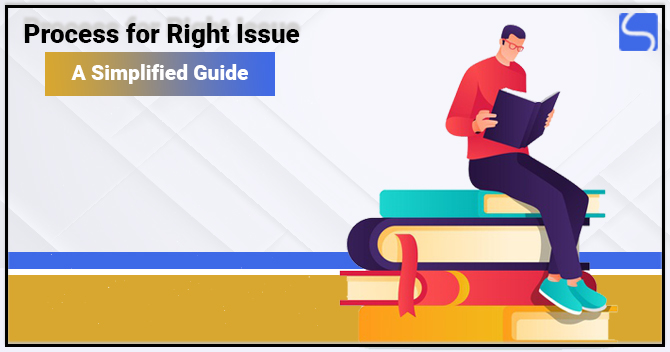 Process for Right Issue