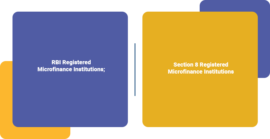 Types of Microfinance Institutions