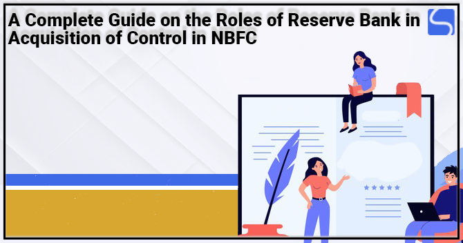 Acquisition of control in NBFC
