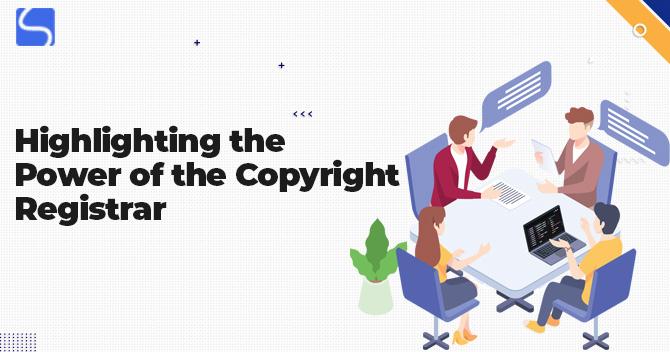 Copyright Registrar