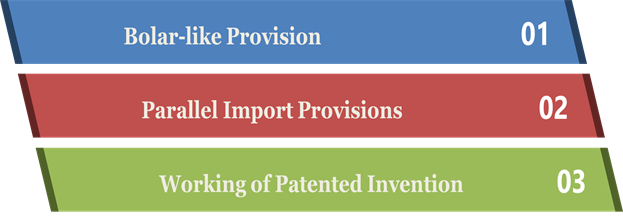Provisions of Patent for the Public Interest