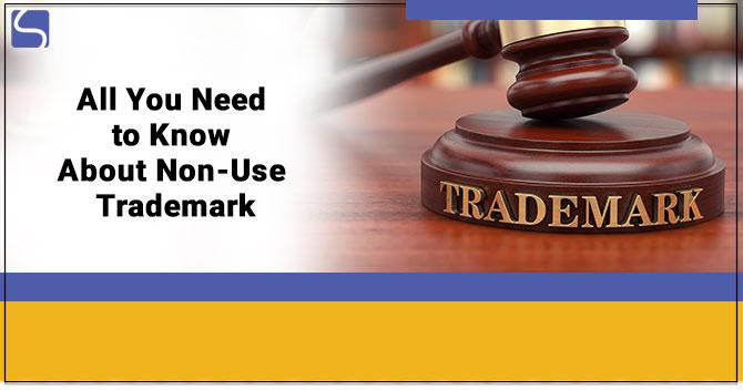 Non-Use Trademark