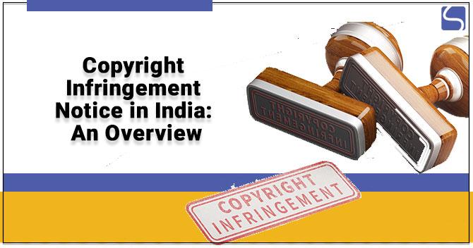 Copyright Infringement Notice