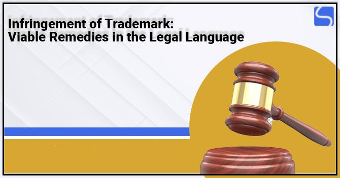 Infringement of Trademark