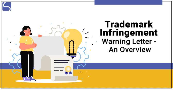 Trademark Infringement Warning Letter
