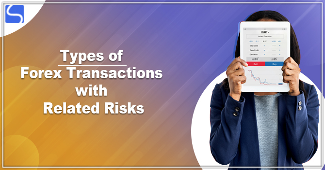 Types of Forex Transactions with Related Risks
