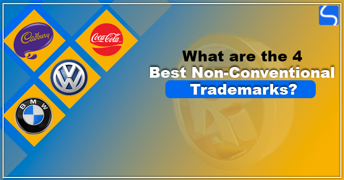 What are the 4 Best Non-Conventional Trademarks