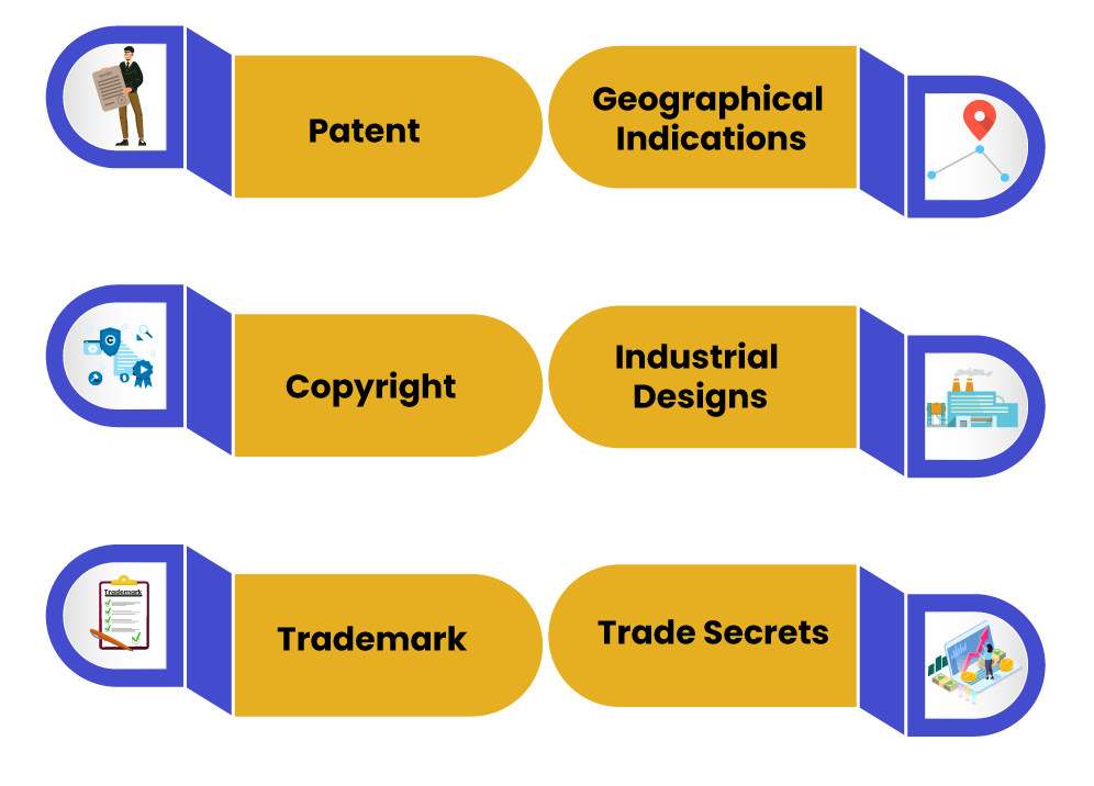 Categorisation of IPR