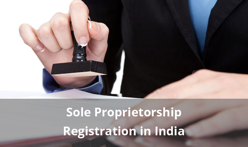 Sole Proprietorship Registration for Our Business
