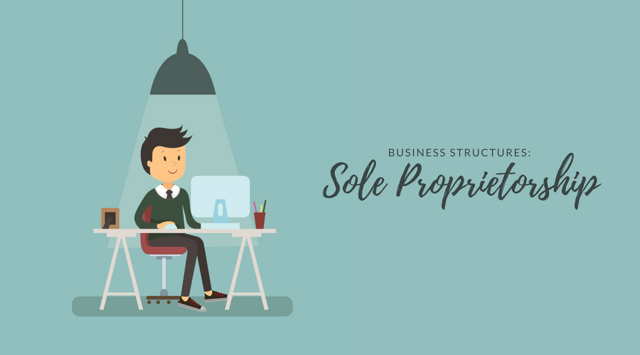 setup Sole Proprietorship