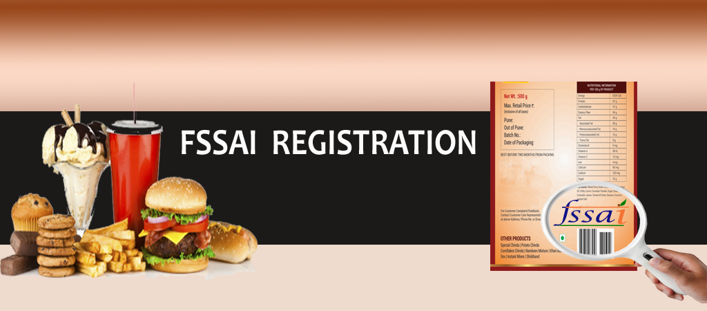 Obtain FSSAI Registration