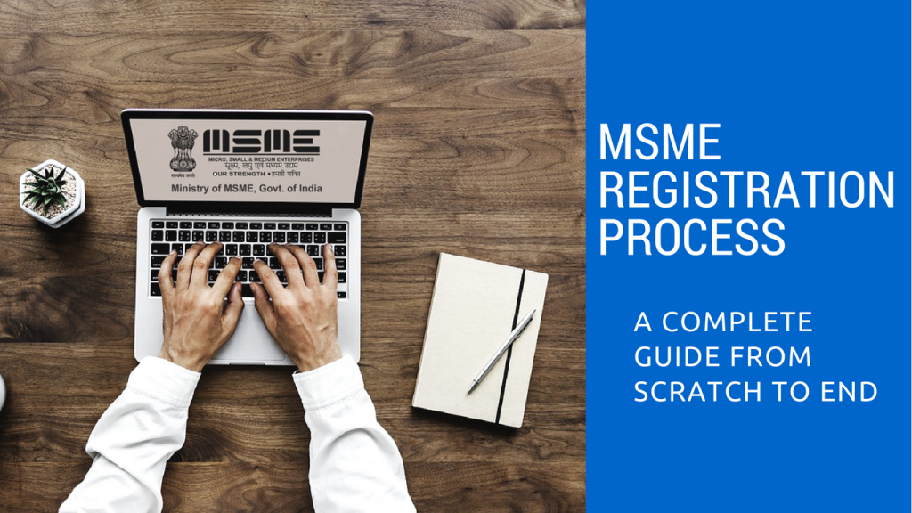 What is the Procedure Required for MSME Registration in India?