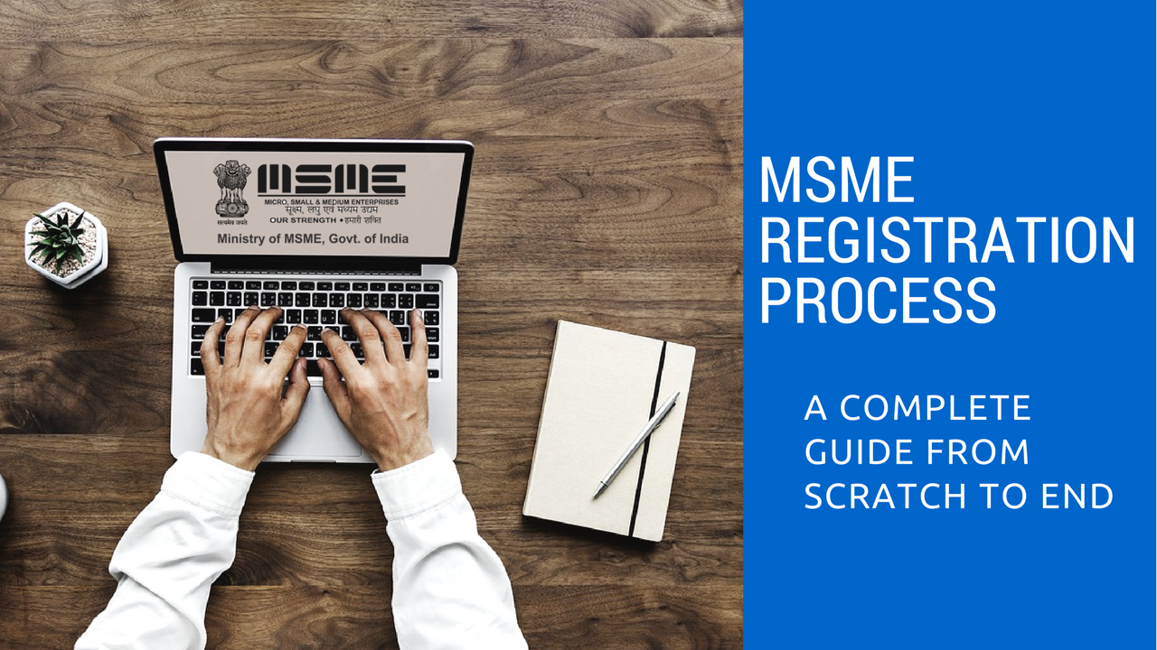 Procedure for MSME Registration
