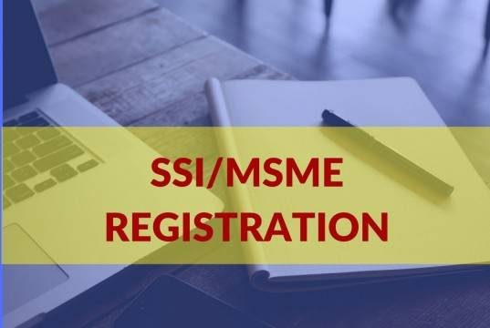 How is MSME Registration/SSI Registration the new trend in the market?