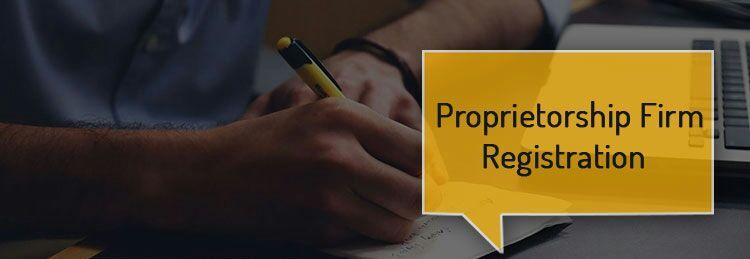 Sole Proprietorship Registration Procedure in India