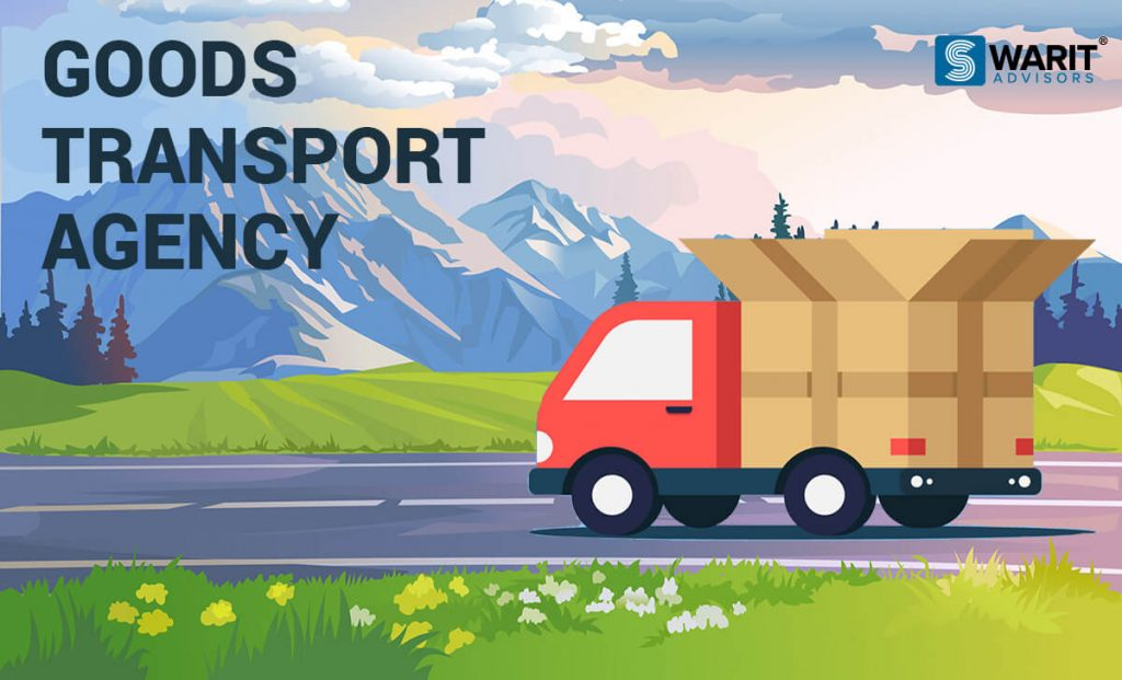 Goods Transport Agency under gst