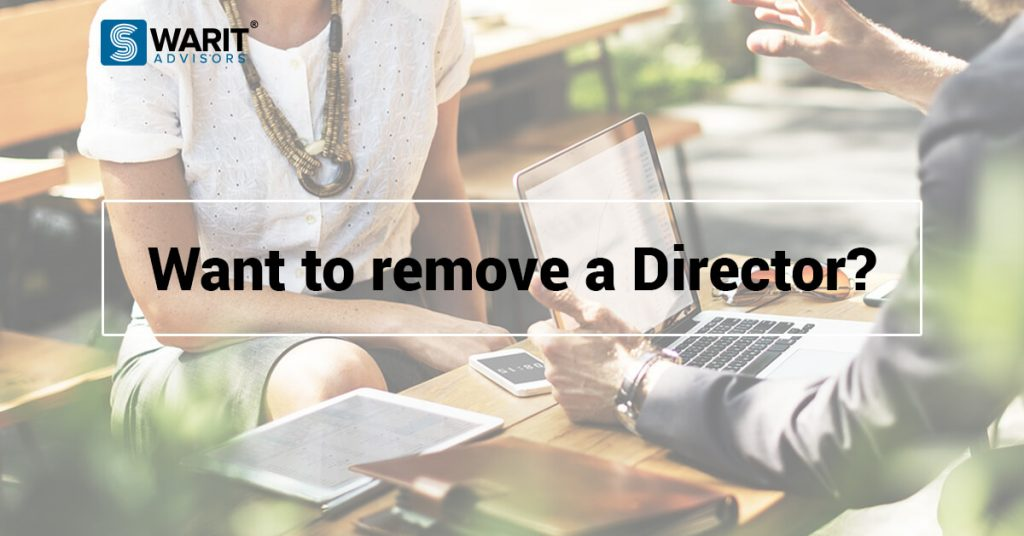 Removal of Director from Company