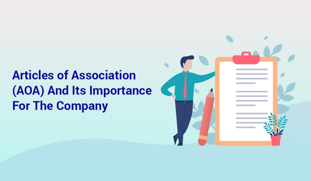 Articles of association and its importance