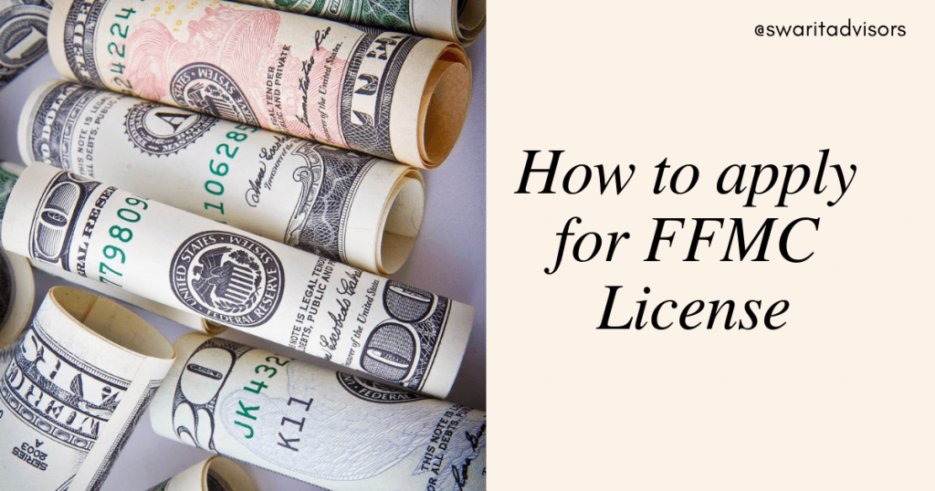 How to Apply for FFMC License?