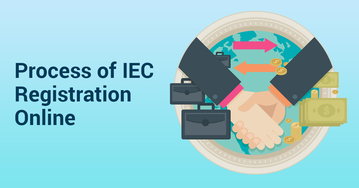 Process of Getting IEC Code Online