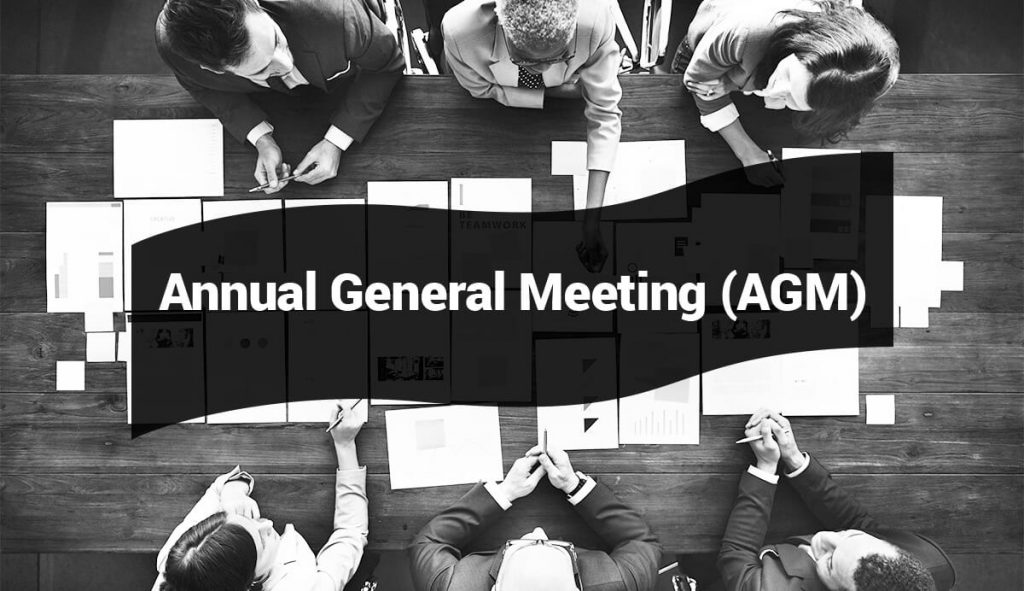 Annual General Meeting (AGM): An Obligatory Compliance for Companies