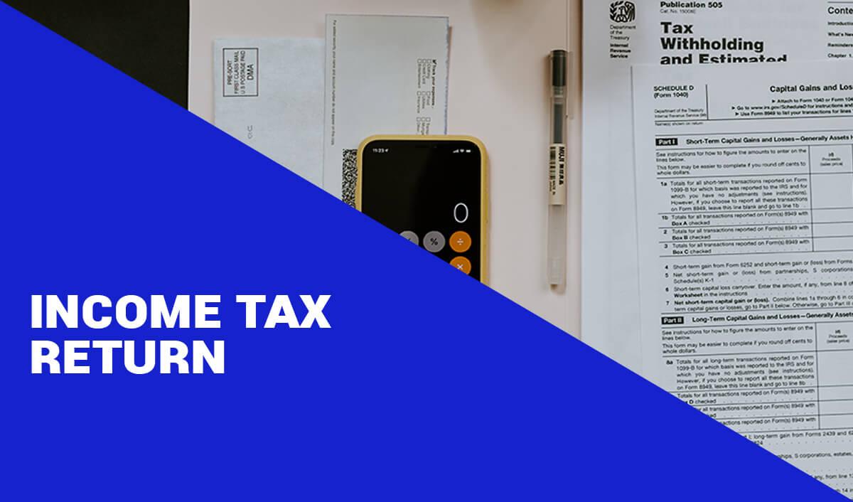 Income Tax Return in India