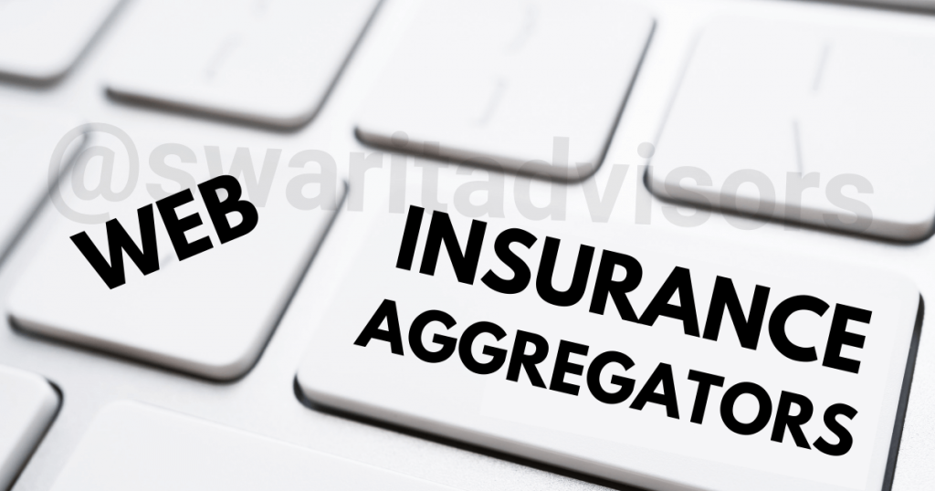 Insurance Web Aggregator Regulations