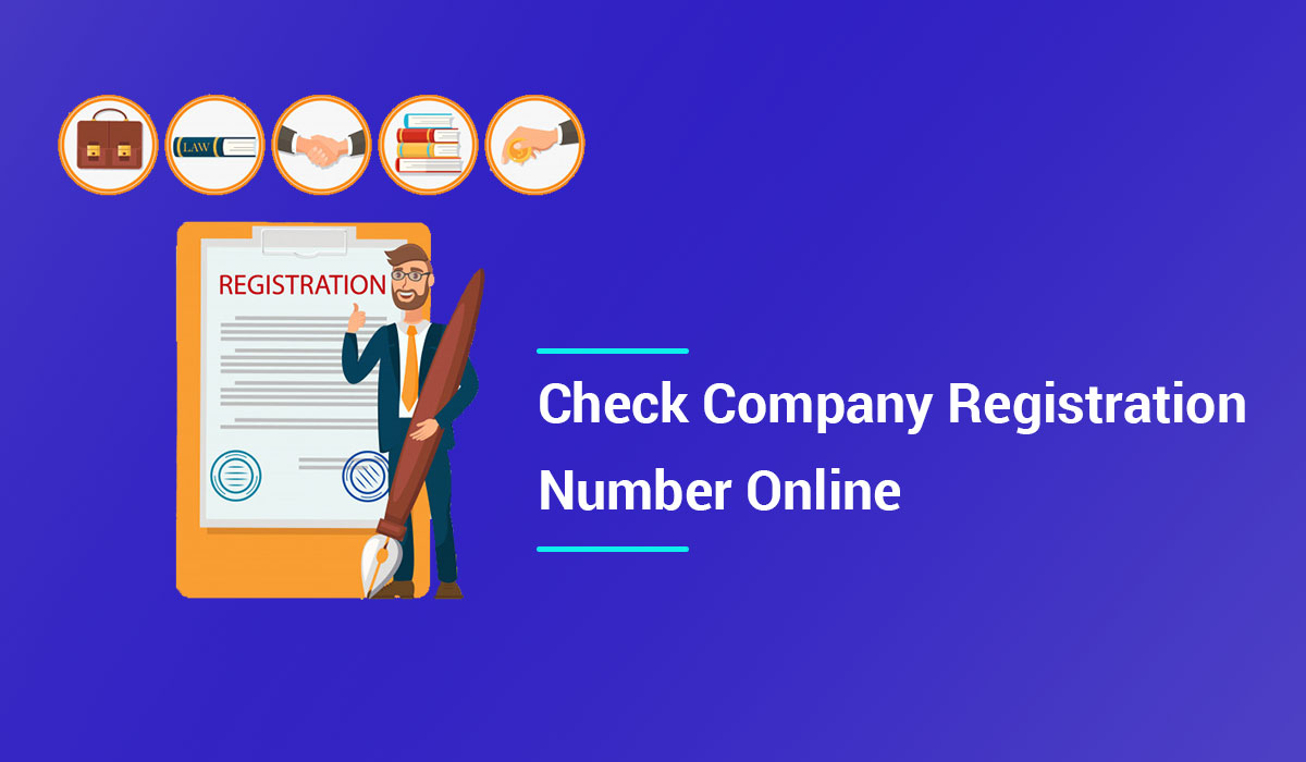 company registration number online