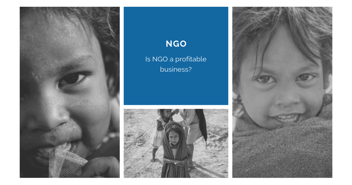 NGO a profitable business