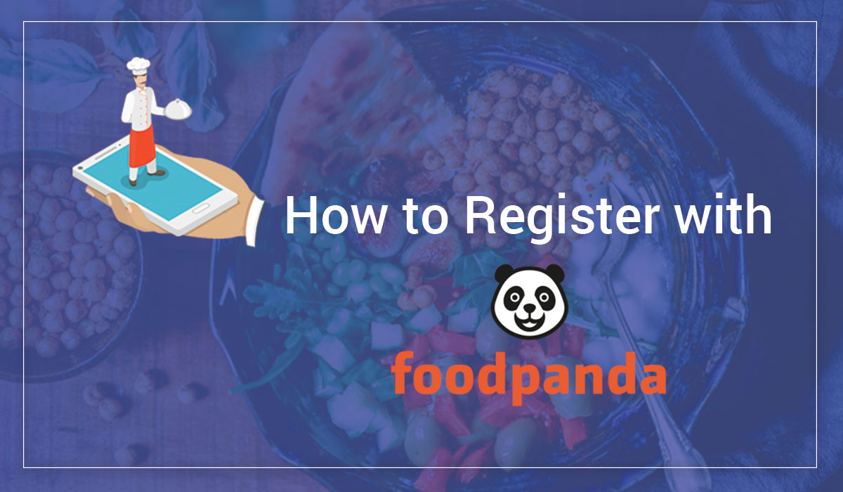 register with foodpanda