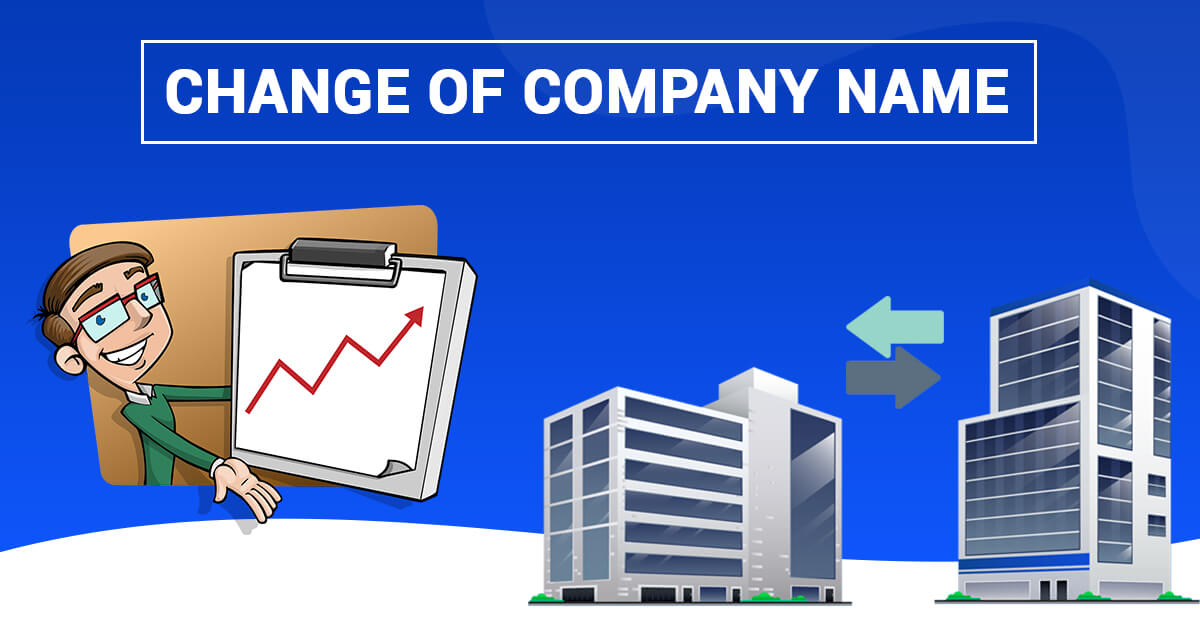Company Name change process