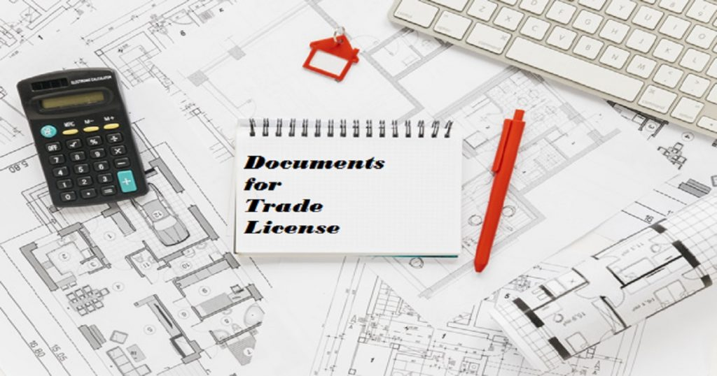 Documents Required for Trade License in India