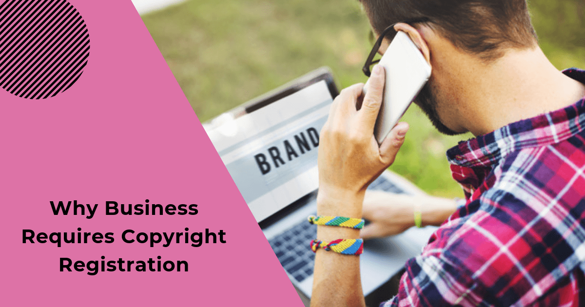 Copyright Registration for Offline Business