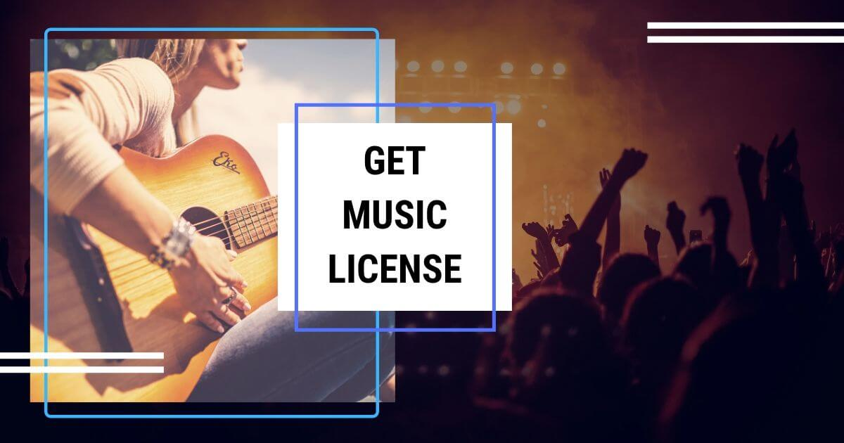 Music license in India