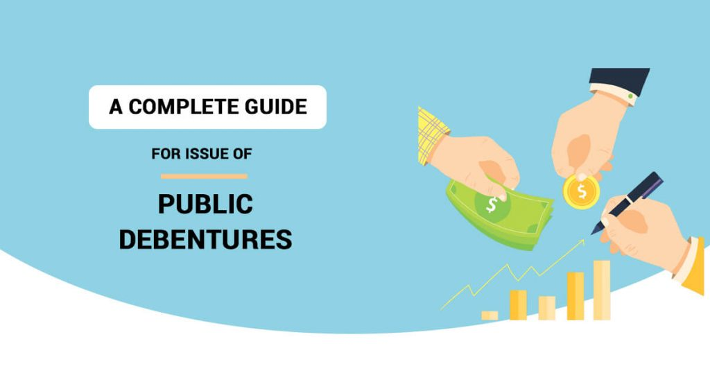 How a Company Issue Debentures to Public?