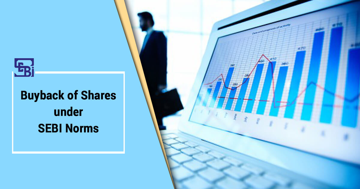 Norms of Buyback of Shares under SEBI