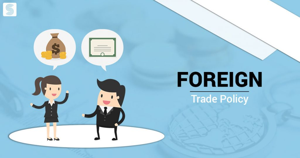 Legal Framework of Foreign Trade Policy