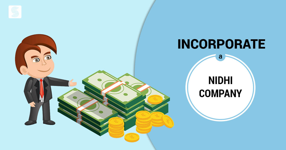 What is the Process of Incorporation of Nidhi Company?
