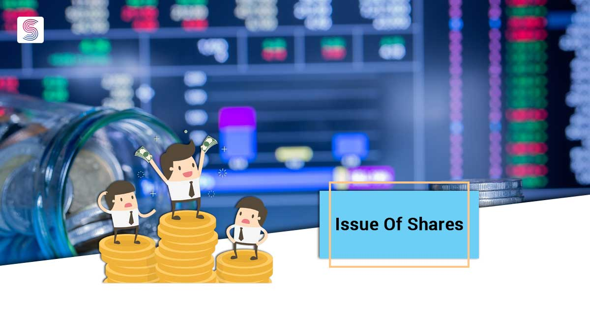 Issue Of Shares By Public Limited Company