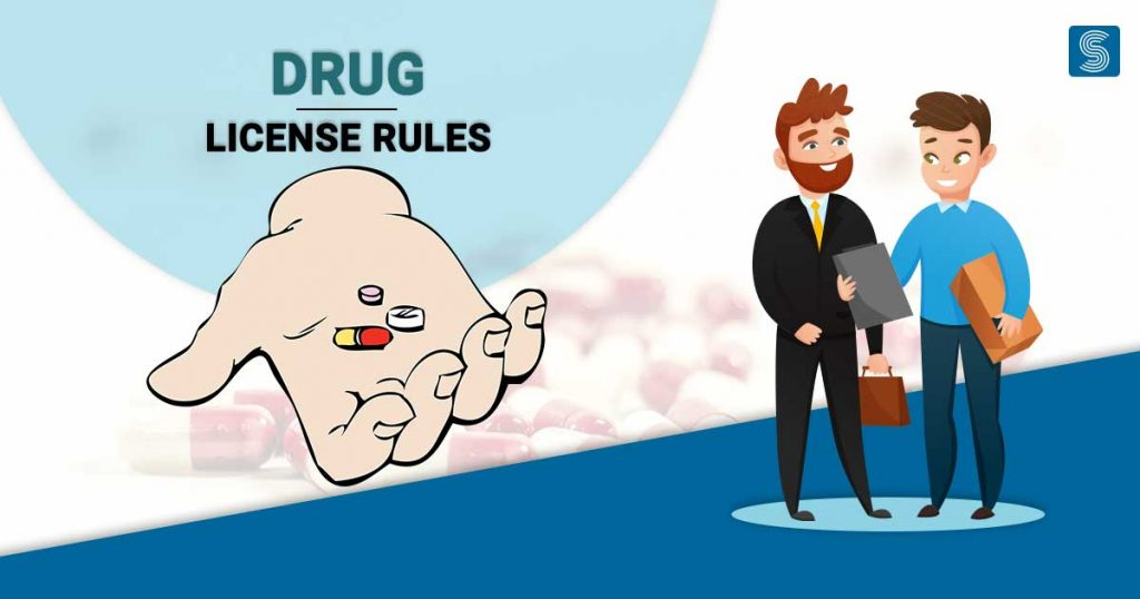 Drug License Rules
