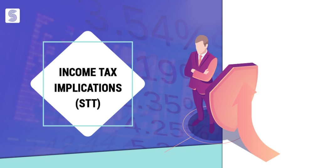 Securities Transaction Tax (STT) Rules 2004 – Income Tax Implications